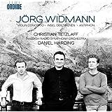 Widmann: Violin Concerto / Insel Der Sirenen / Antiphon