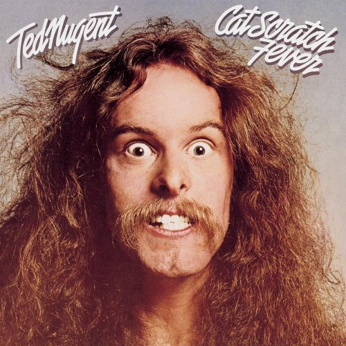 Original album cover of Cat Scratch Fever by Ted Nugent