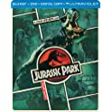 Jurassic Park Steelbook on Blu-ray
