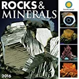 img - for Rocks and Minerals 2016 Wall Calendar book / textbook / text book