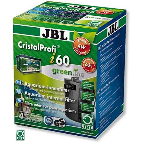 JBL-6097100-Energieeffizienter-Innenfilter-fr-Aquarien-mit-40-60-L-CristalProf-i60-greenline