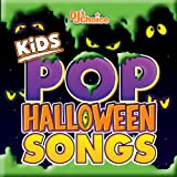 Kids Pop Halloween Songs-CD