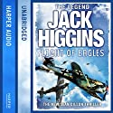 Flight of Eagles (       UNABRIDGED) by Jack Higgins Narrated by Jonathan Oliver