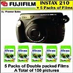 Fujifilm Instax 210 Sofortbildkamera...