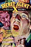 Secret Agent X: The Complete Series, Vol. 1 (1438252692) by Chadwick, Paul