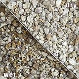 白川さび砂利 3分(3-12mm) 20kg(14.2L)