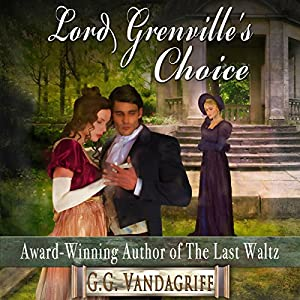 Lord Grenville's Choice Audiobook