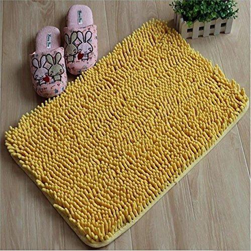 new-day-chevet-de-chambre-carre-tapis-de-bain-matelas-tapis-tapis-de-baie-vitree-goose-yellow-120160