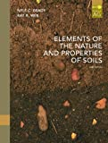 img - for Elements of the Nature and Properties of Soils (3rd Edition) book / textbook / text book
