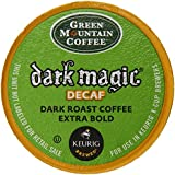 Green Mountain Coffee Decaf K-Cup, Dark Magic, 12-Count