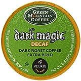 Green Mountain Coffee Decaf K-Cup, Dark Magic, 12-Count