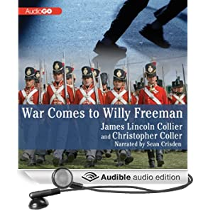 War Comes to Willy Freeman: Arabus Family Trilogy, Book 1