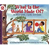 What Is the World Made Of? All About Solids, Liquids, and Gases (Let's-Read-and-Find-Out Science, Stage 2) ~ Kathleen Weidner Zoehfeld