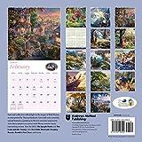 Thomas Kinkade The Disney Dreams Collection 2015 Wall Calendar