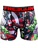 Freegun Boxer Homme Marvel Avengers