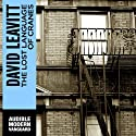 The Lost Language of Cranes (       UNABRIDGED) by David Leavitt Narrated by Jonathan Davis
