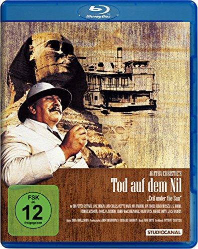Tod auf dem Nil - Agatha Christie [Blu-ray]