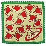 ヴィヴィアン ウエストウッド Vivienne Westwood ハンカチ ハンドタオル タオルハンカチ タオル オーブ刺繍 レース レディース 並行輸入品 AMI624