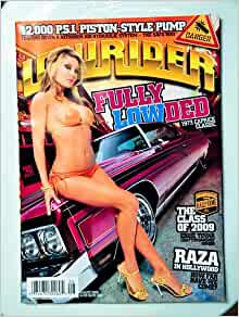 Lowrider Magazine: Fully Loaded- 1973 Caprice Classic (August 2009