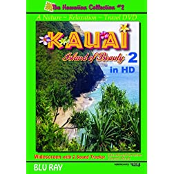 Kauai: Island of Beauty 2 [Blu-ray]