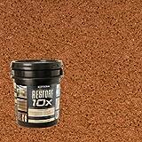 Restore 46545 Deck and Concrete Resurfacer, 4-Gallon, Redwood