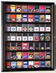 56 Zippo Lighter Display Case Cabinet...