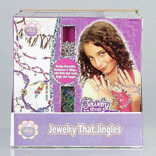 Creative Girl Jewelry That Jingles - 1