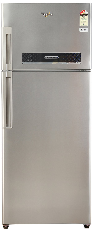 Whirlpool Pro 465 ELT 3S (450 L) Alpha Steel Double Door 450 L ...