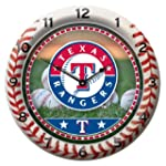 MLB Texas Rangers Game Clock