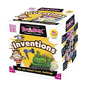 Brainbox Inventions from Green Board Games