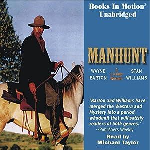Manhunt Audiobook