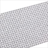 Easyfashion 2 Sheets 2.5~3mm Clear Rhinestone Diamante Stick on Self Adhesive Gems for Card Craft, Vajazzle, Wedding - Great Value