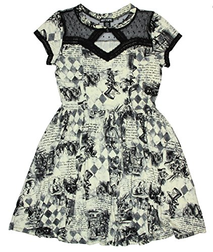 Alice In Wonderland Storybook Dress (Medium)