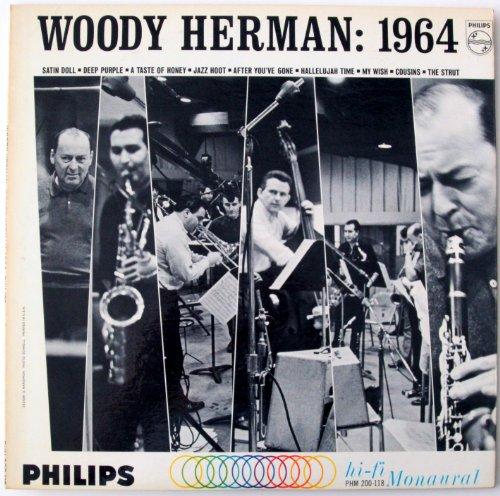 Woody Herman - Woody Herman:1964 - Zortam Music