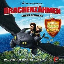 Drachenzähmen leicht gemacht 1: Das Original-Hörspiel zum Kinofilm Hörspiel von Thomas Karallus Gesprochen von: Wolf Frass