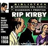 Rip Kirby nº 07/12: 1956-1958