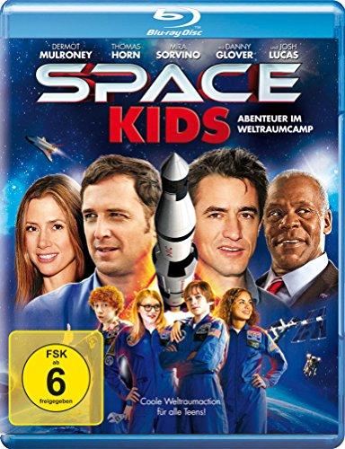 Space Kids - Abenteuer im Weltraumcamp [Blu-ray]