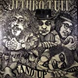 Jethro Tull Stand Up - Pink 'i' - Pop Up Sleeve