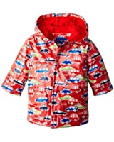 Wippette Baby Boys' All Over Cars Raincoat