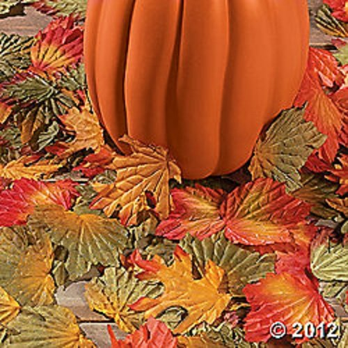 Decorative Fall Leaves - Party Decorations & Room Decor - 1