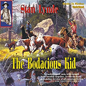 The Bodacious Kid Audiobook