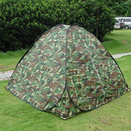 Ezyoutdoor Pop Up Family Beach Tent And Beach Sunshelter Tent Cabana Instantstall Tent 79x79x57''