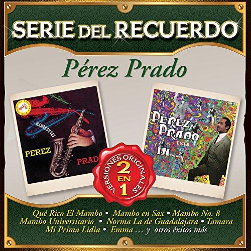 Serie Del Recuerdo Perez Prado Imports