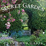 The Secret Garden 2014 Calendar: Includes Free Digital Page-a-day Calendar