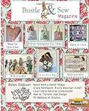 Helen Dickson Bustle & Sew Magazine February 2013: 25