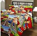 Gujattire Kids Singlebed Quilt/Comforter/Blanket (Q27)