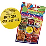 Indoor Fireworks (16 per card Buy one get one Free)