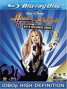 Hannah Montana and Miley Cyrus: Best of Both Worlds [Blu-ray]