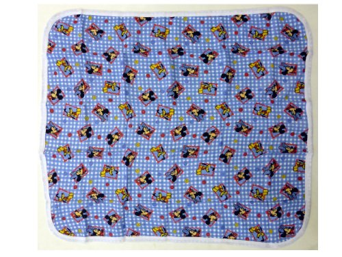 Disney Babies Thermal Knit Receiving Blanket - 1