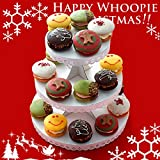クリスマスケーキ クリスマスパーティーセット2015ウーピーパイ※送料込み